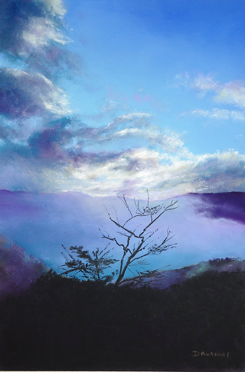 Hawthorn at Dawn (original available)