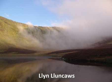 A walk - The Berwyns: mountains to rival the peaks of Snowdonia, the highest waterfall in Wales and