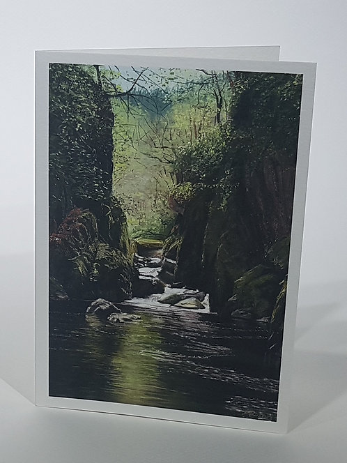 Fairy Glen, Card