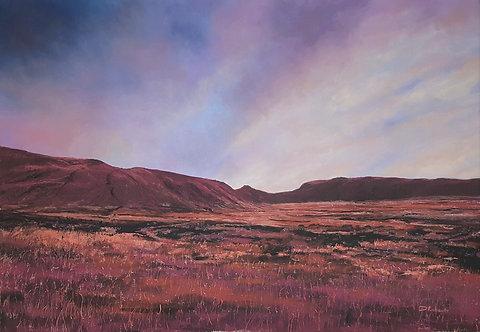 Ogwen Valley Dawn (original available)