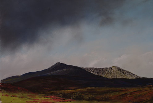 Moel Siabod from the South (sold)