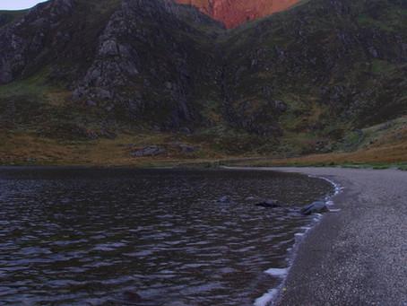 A walk - Llyn Idwal, Pen yr Ole Wen, Carnedd Dafydd and Nant Ffrancon