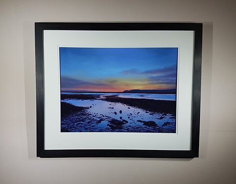 New Day at Red Wharf Bay (original available)