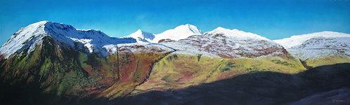 Snowdon in Winter (original available)