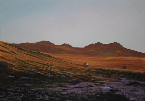 Ogwen Valley Towards Crimpiau (original available)