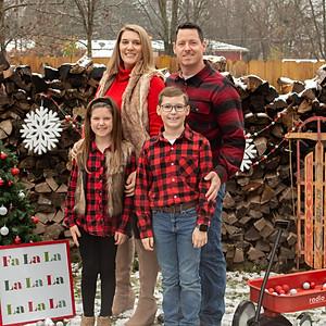 Huizinga Family Holiday Mini