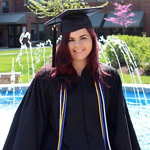 Abigail USF Graduate