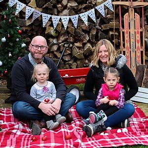 O Family Holiday Minis