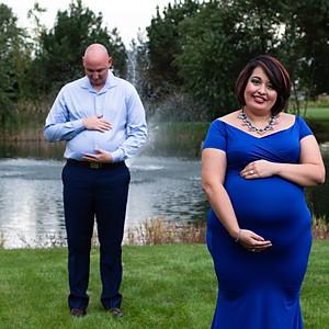 Diana & Patrick - Maternity