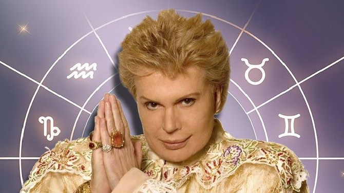 Walter Mercado no Netflix - Ligue Já!
