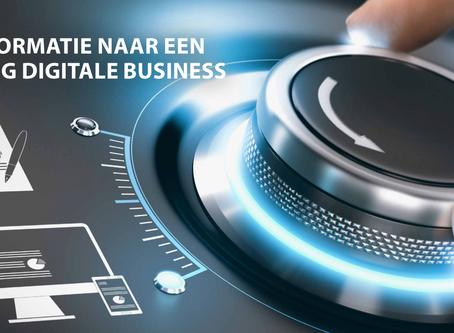 Ontwikkel je Business IT-roadmap en digitale transformatie