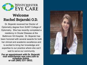 Welcome Dr. Bojarski