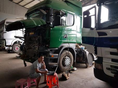 Scania P ရယ် R ရယ် G ရယ် .. EURO-3 / EURO-5 တွေ ဘာဖြစ်တတ်ပါသလဲ ...