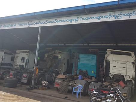 မြန်မာမော်တော်မှ အလုပ်များ ပြန်ပြီးလက်ခံ ဆောင်ရွက်ပေးနေပါပြီ