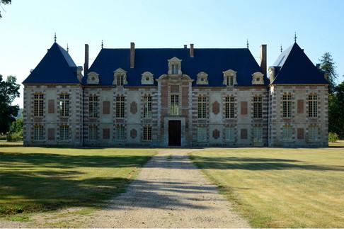 La Croix-Saint-Leufroy - Chateau XVII s.