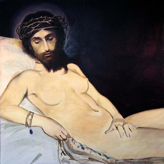 francisco rodriguez del canto, biographie, delcanto, peintre, artiste, peinture, huile sur toile, classico, olympia