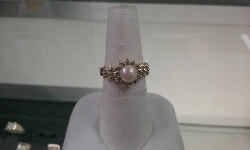 14 ky Pearl & Diamond