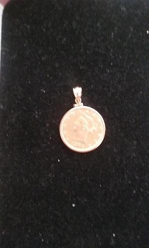 1882 $10 Gold Coronet