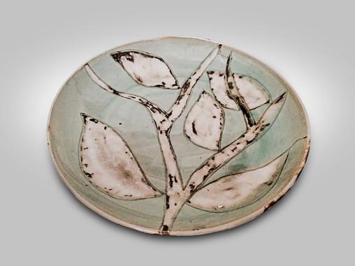 "porcelain plate 10"" 2016"
