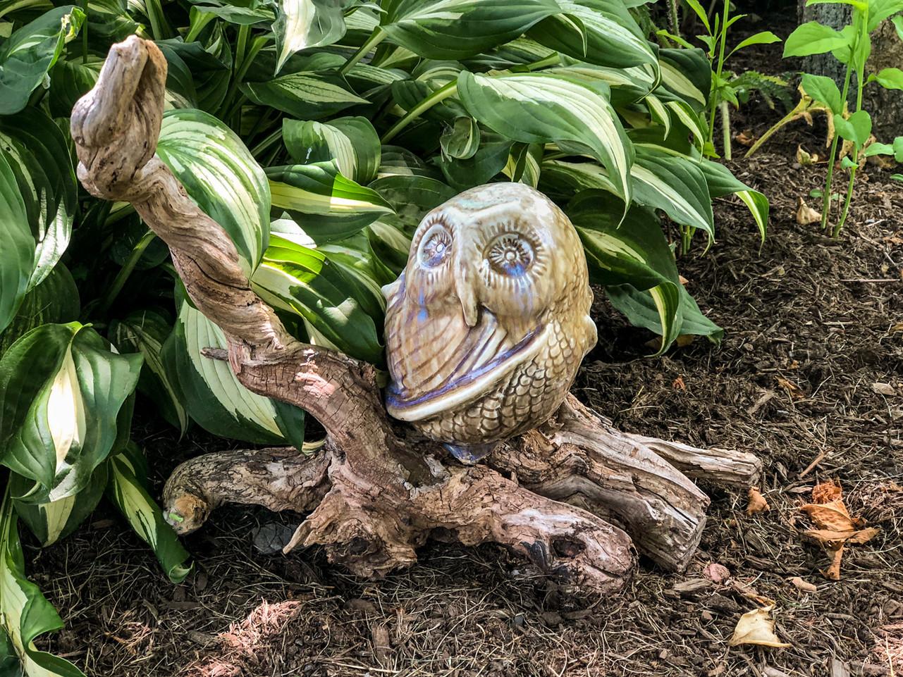 """athena owl 2019      6"""" tall"""