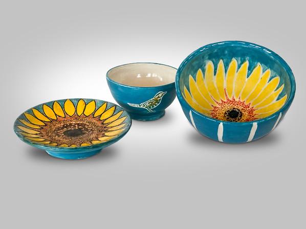 sunflower tableware 2018