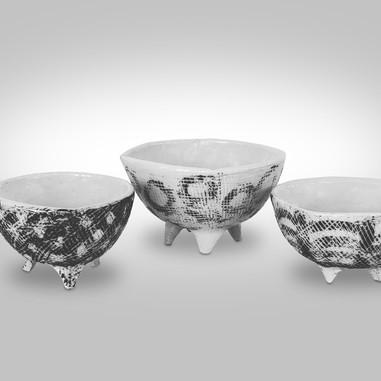 porcelain bowls for salt or sauces 2018