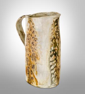 wood fired vase 2018