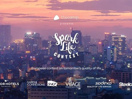 TheCamp lance le premier concours d'innovation en Europe dédié à la qualité de vie : Spark Life Cont