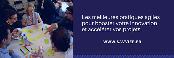 Savvier Innovation Design Thinking Lean Startup Paris