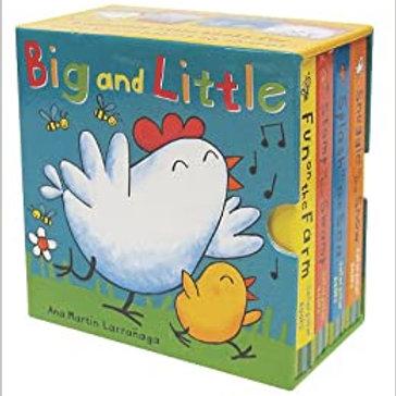 Big and Litte: Mini Book Set