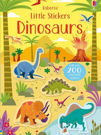 Little Stickers: Dinosaurs