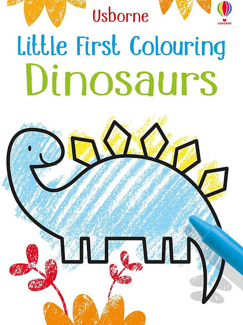 Little Coloring: Dinosaurs