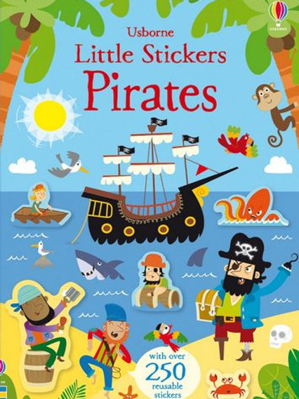Little Stickers: Pirates