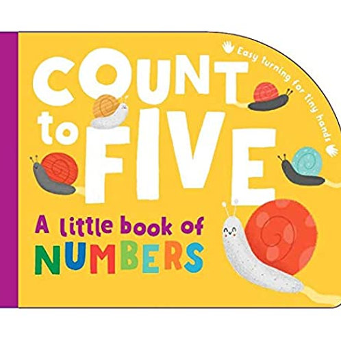 Count to Five: A little book of numbers