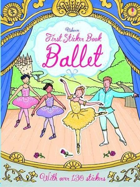 First Sticker Book: Ballet