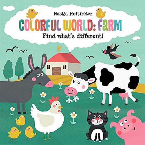 Colorful World: Farm