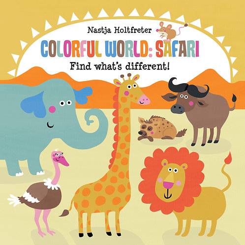 Colorful World: Safari