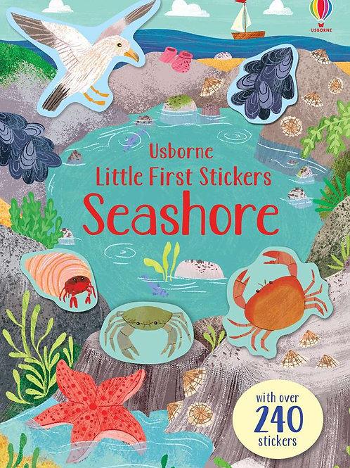 Little Stickers: Seashore