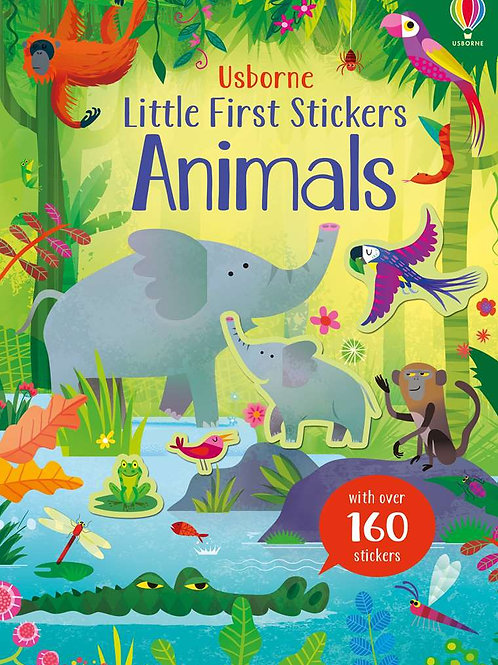 Little Stickers: Animals