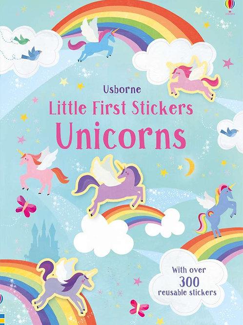 Little Stickers: Unicorns