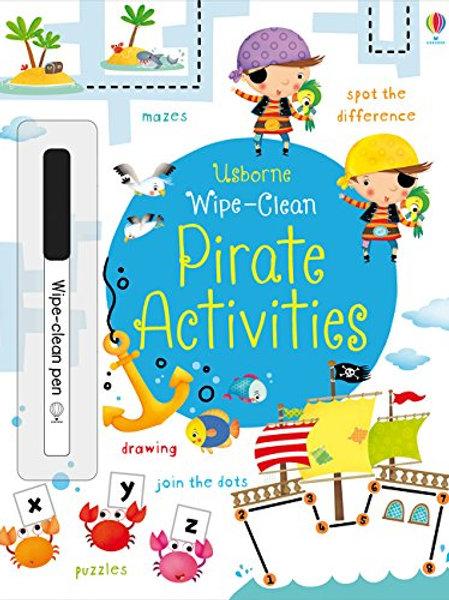 Wipe Clean: Pirate Activities