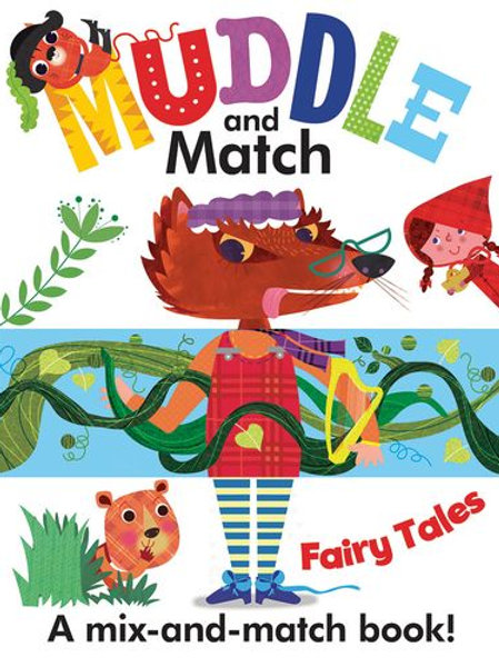 Muddle and Match: Fairy Tales
