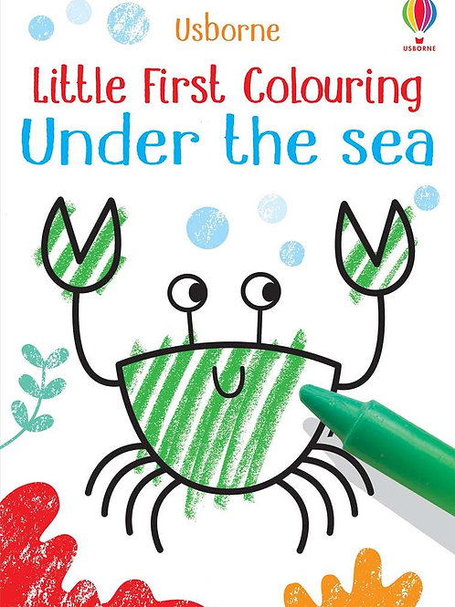 Little Coloring: Under the Sea