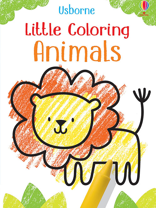 Little Coloring: Animals