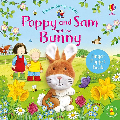 Poppy & Sam and the Bunny