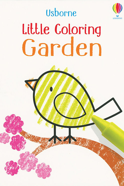 Little Coloring: Garden