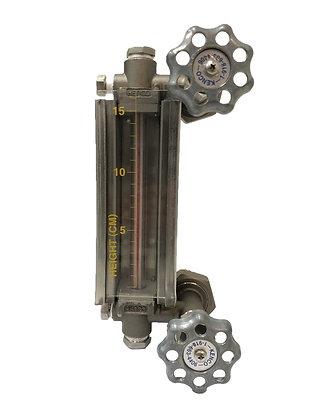 bulk tank level gauge