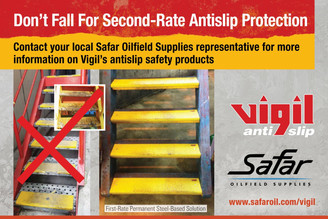 Don't Fall for Second-Rate Antislip