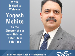 Safar Welcomes Yogesh Mohite
