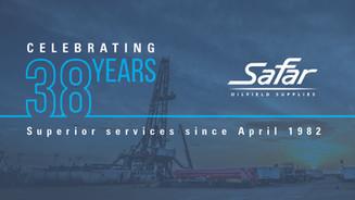 Celebrating 38 Years